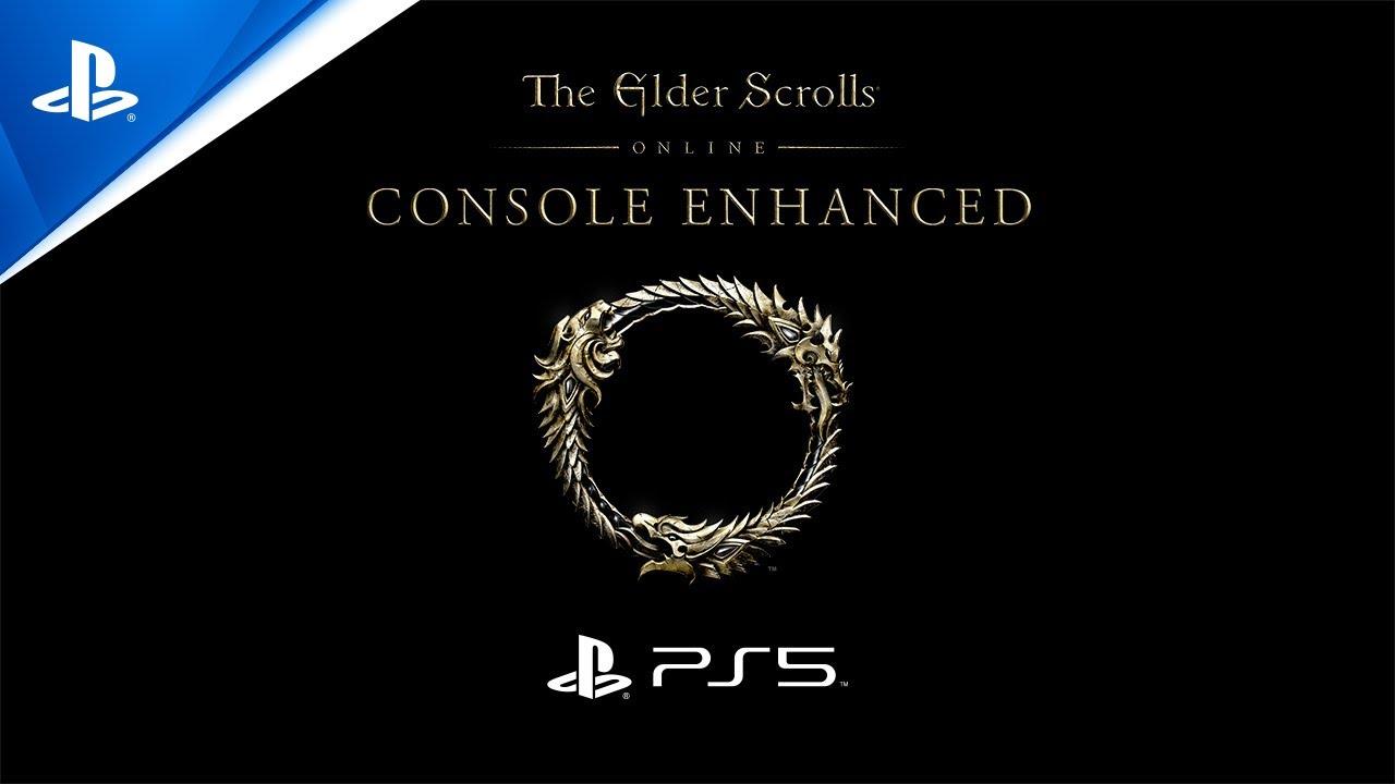 8 июня выйдет улучшенная версия The Elder Scrolls Online для PS5