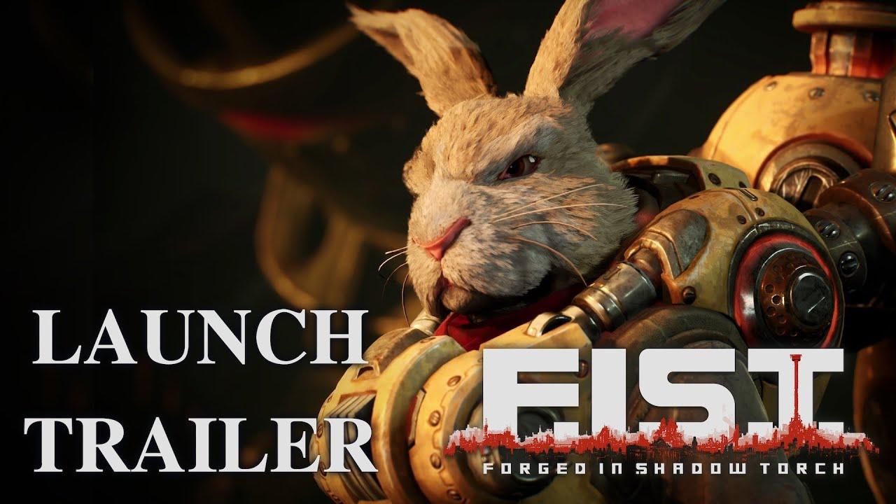 Релизный трейлер и оценки F.I.S.T.: Forged in Shadow Torch. Релиз на PS4 и PS5 этой ночью.