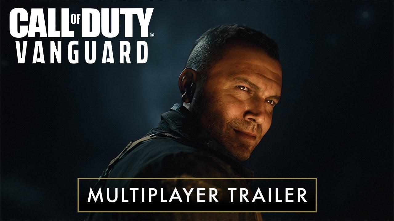 Трейлер мультиплеера Call of Duty: Vanguard
