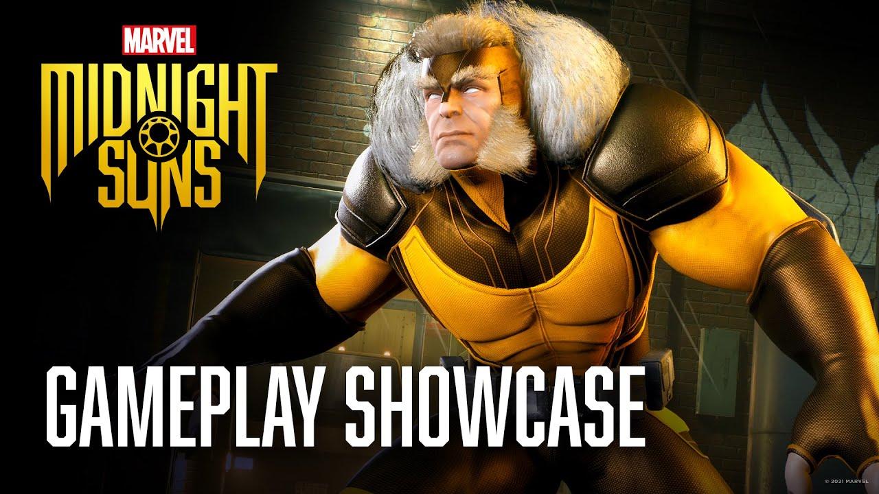 В новом геймплее Marvel's Midnight Suns разработчики показали битву Росомахи и Саблезубого