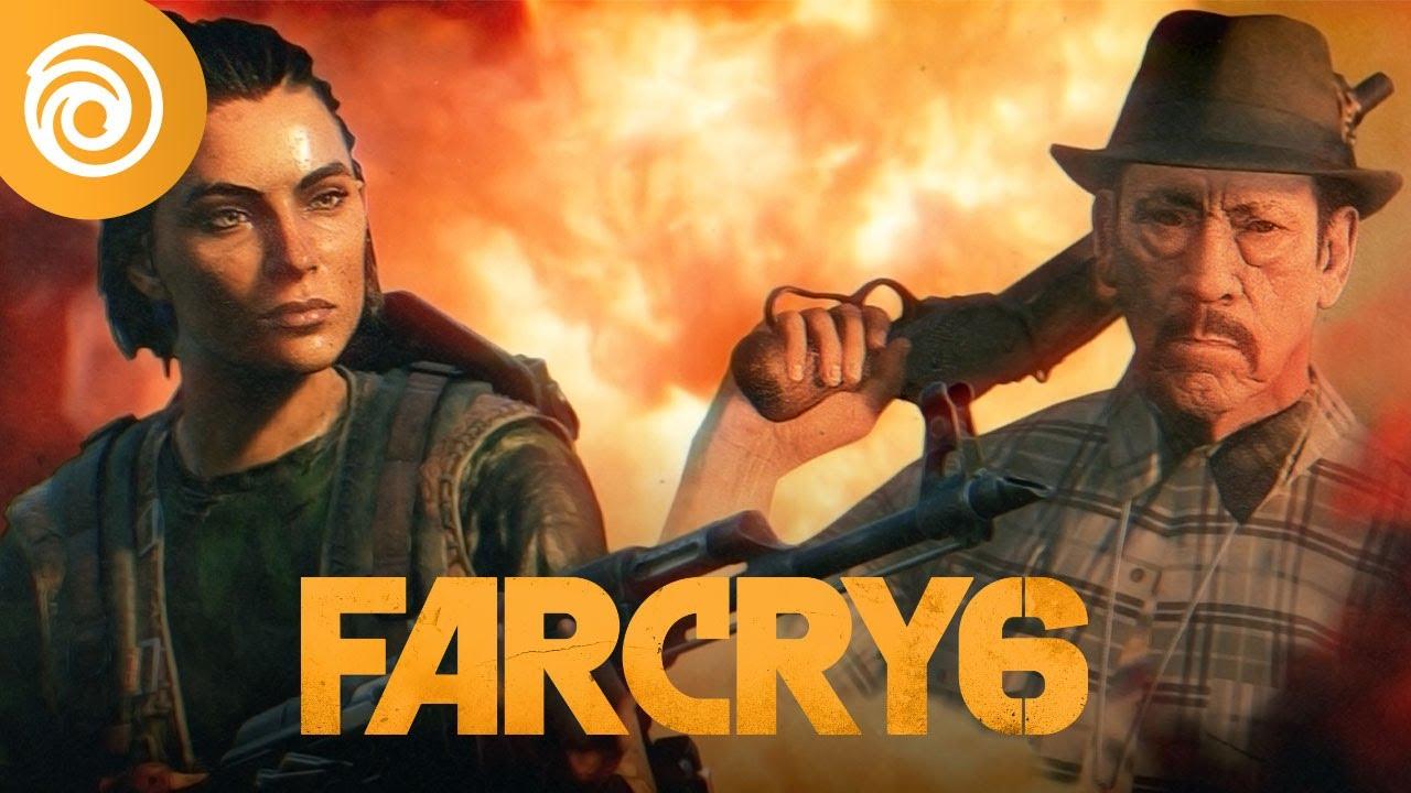 Трейлер пострелизной поддержки Far Cry 6