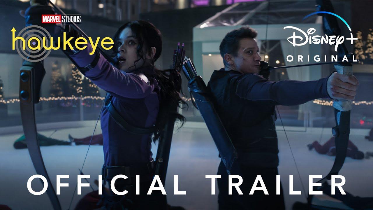 Первый трейлер сериала «Соколиный глаз» Marvel