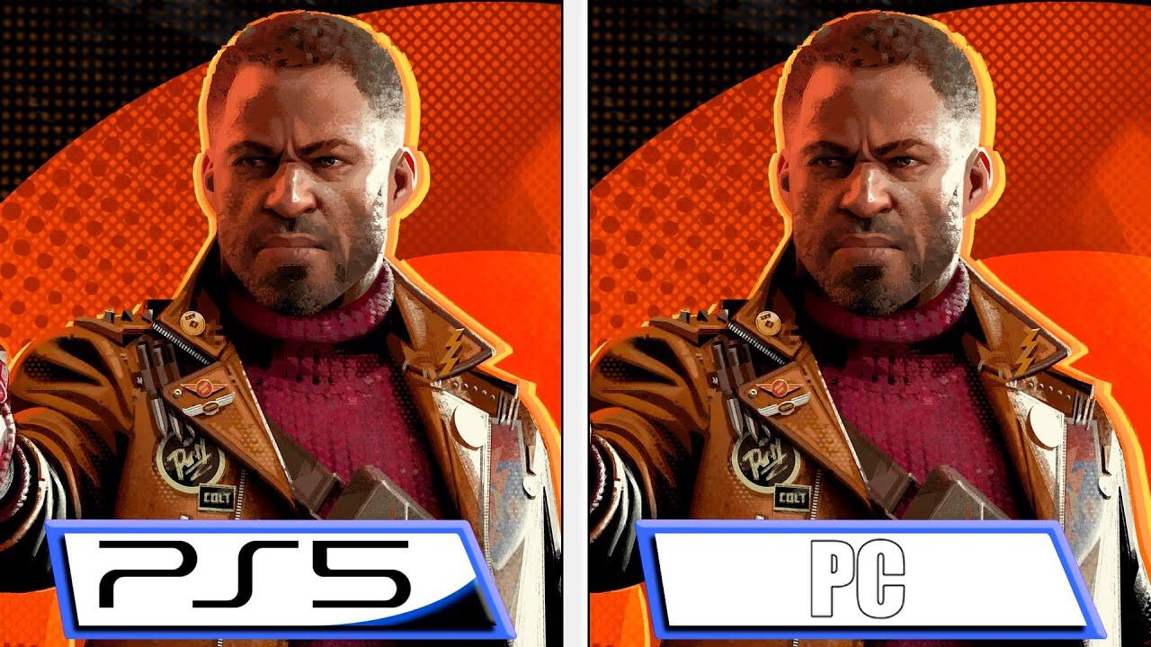 FPS в Deathloop на PS5