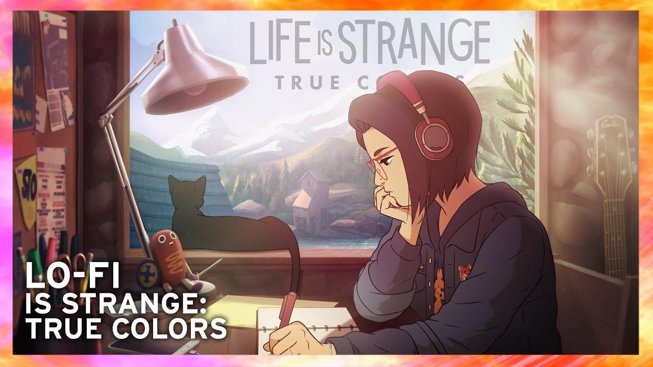 Авторы Life is Strange: True Colors выпустили плейлист с Lo-Fi ремиксами песен из саундтрека игры в стиле популярного канала на YouTube