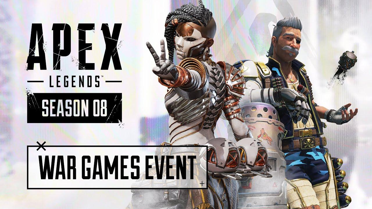 Трейлер нового события в Apex Legends — War Games