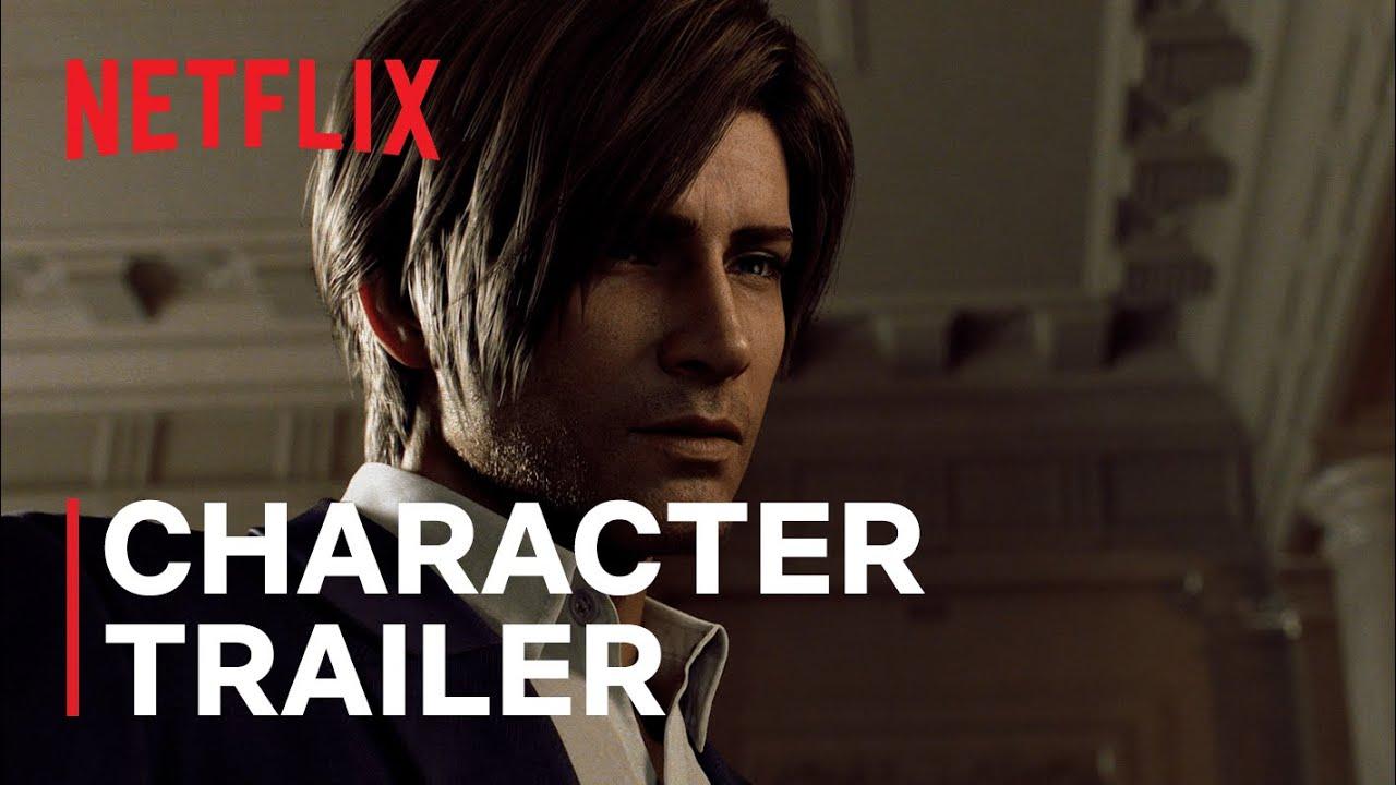 Новый трейлер анимационного мини-сериала Resident Evil: Infinite Darkness