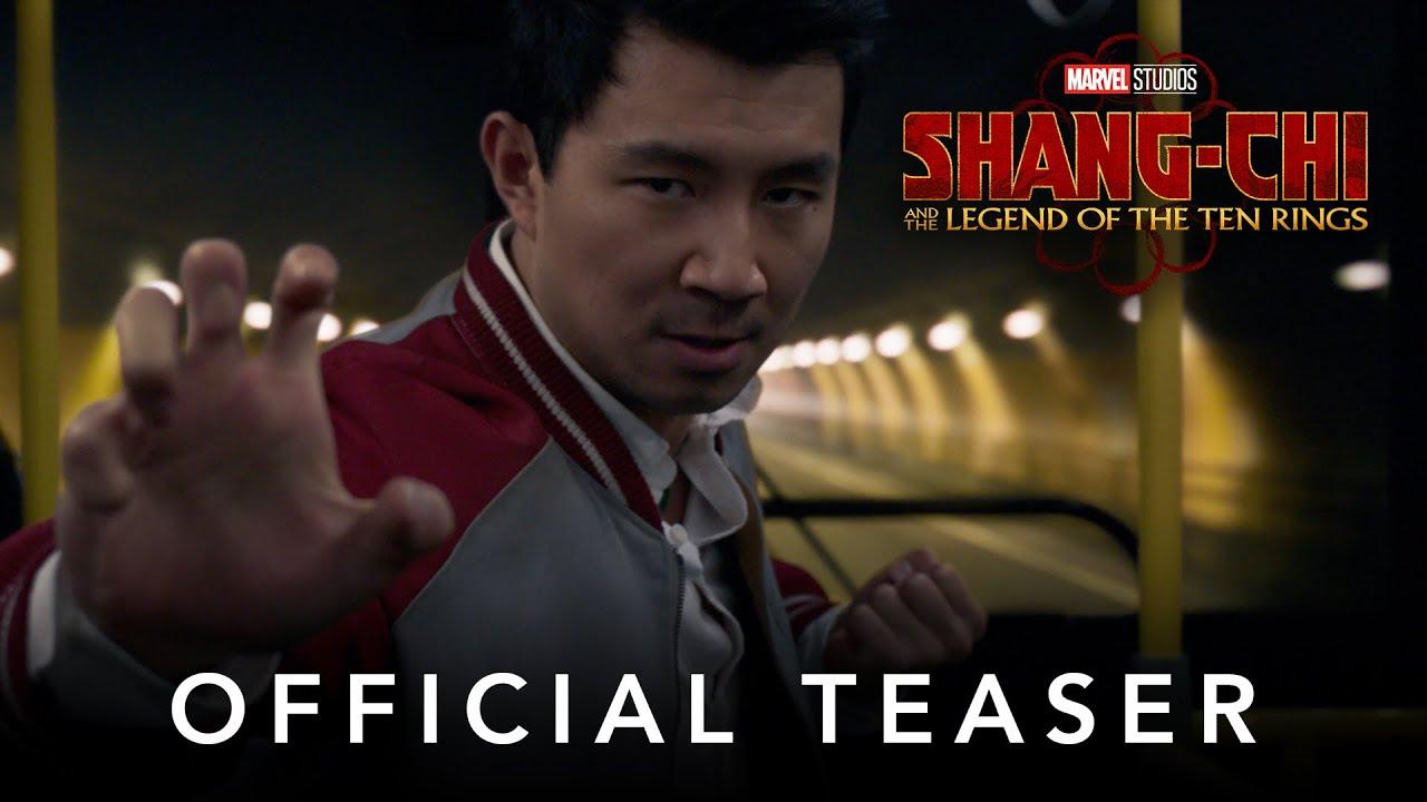 Дебютный тизер-трейлер в оригинале и дубляже фильма «Шан-Чи и легенда десяти колец»