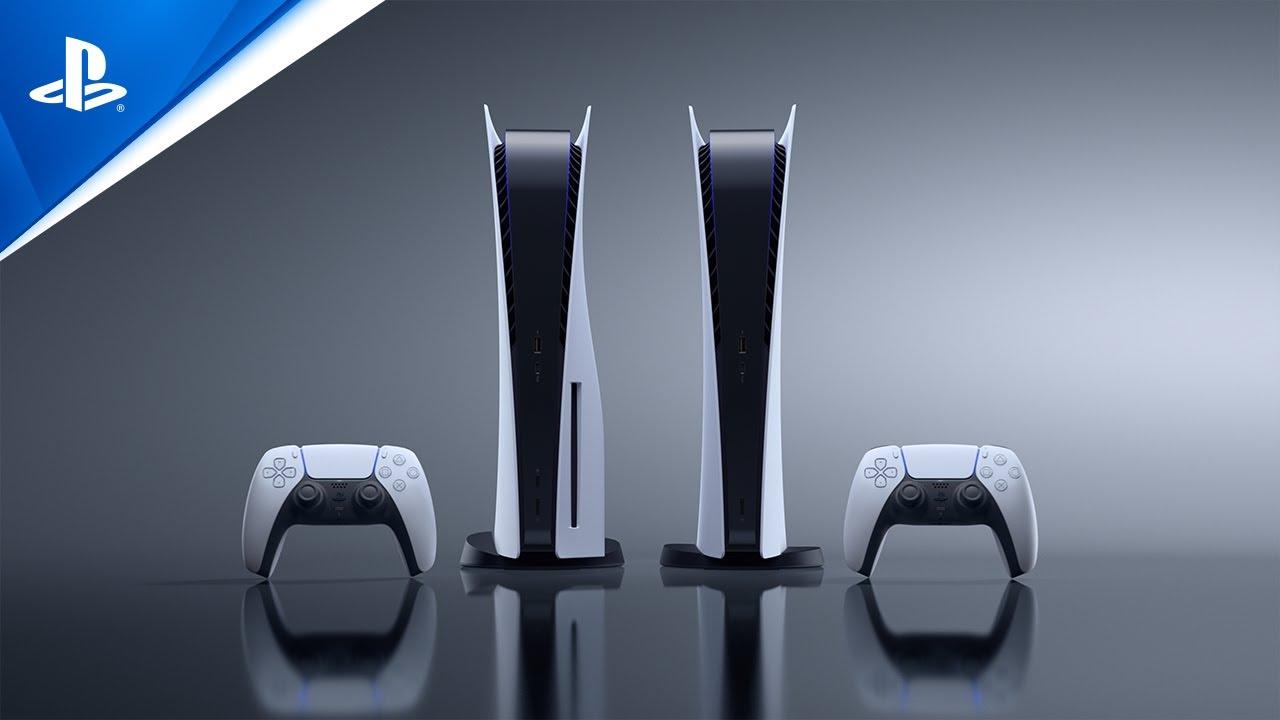 Новый красивый рекламный ролик PS5, посвященный особенностям консоли и ее акссесуарам
