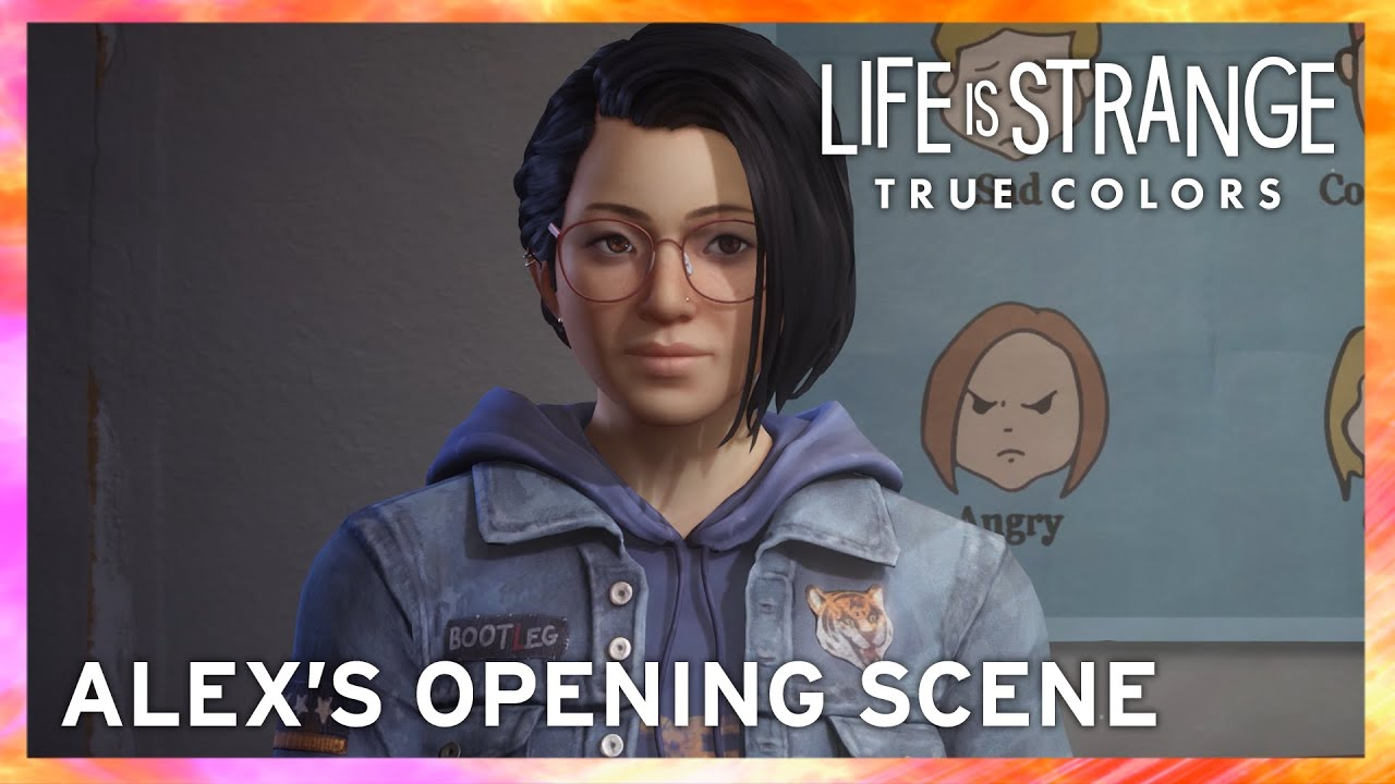 Новый ролик Life is Strange: True Colors, в котором демонстрируют лицевую анимацию