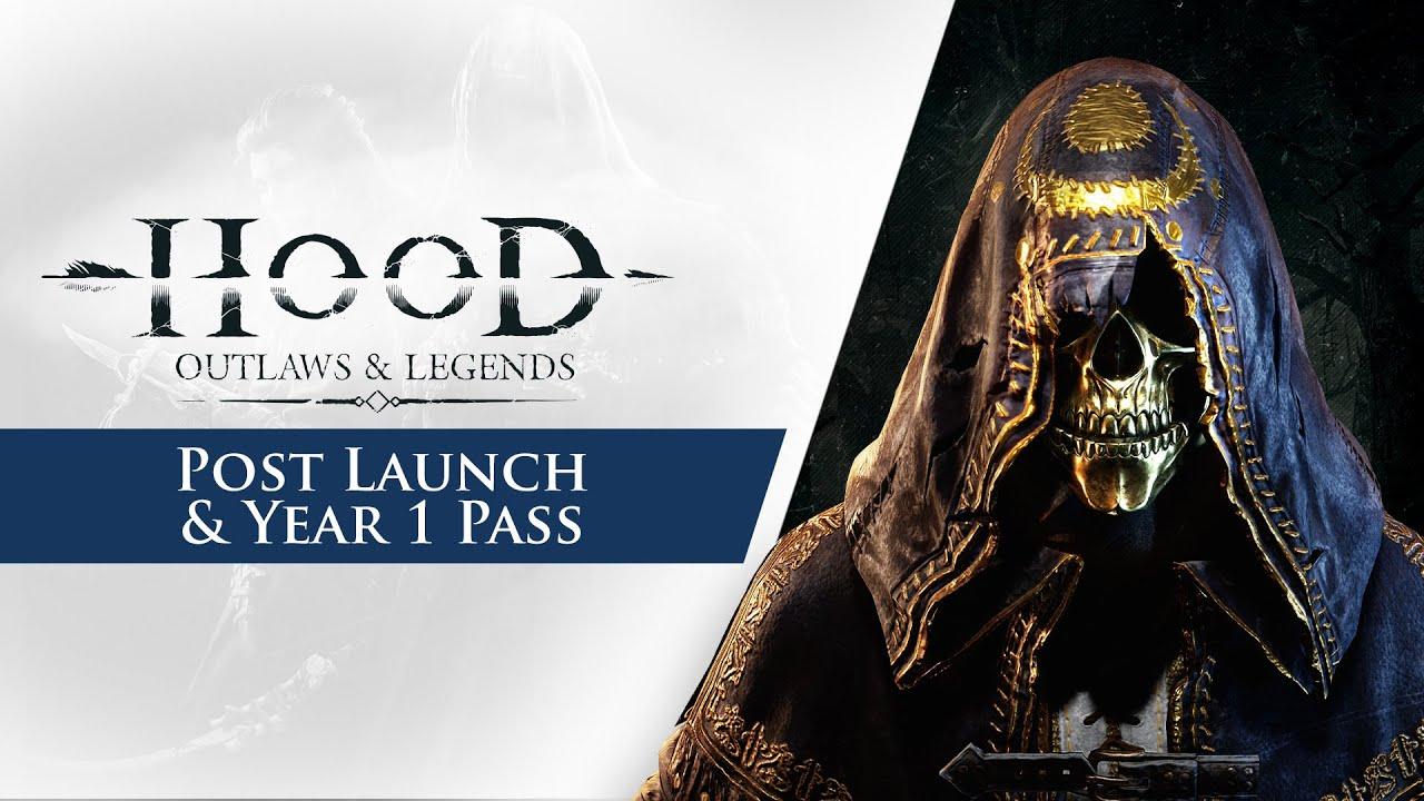 Создатели Hood: Outlaws & Legends представили план поддержки игры на первый год