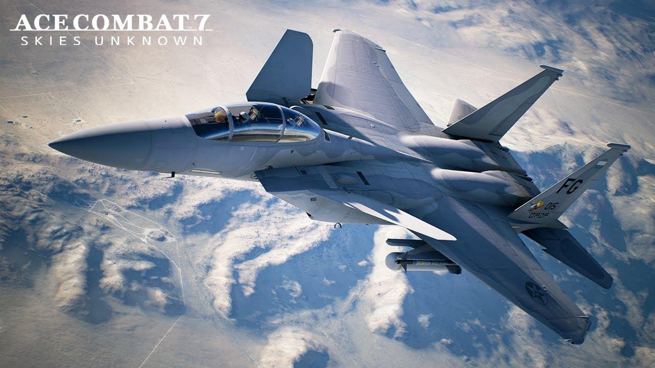 Ace Combat 7: Skies Unknown получила дополнение с 3 самолётами