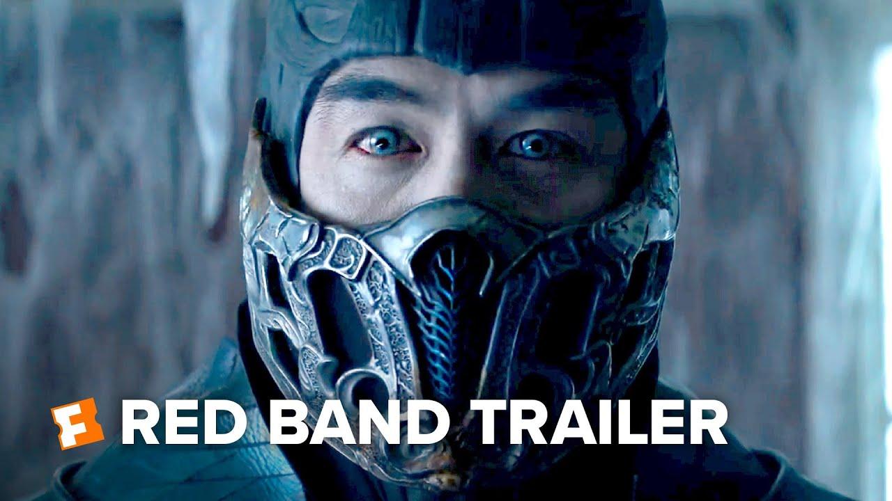 Первый трейлер в оригинале и дубляже фильма Mortal Kombat в хорошем качестве