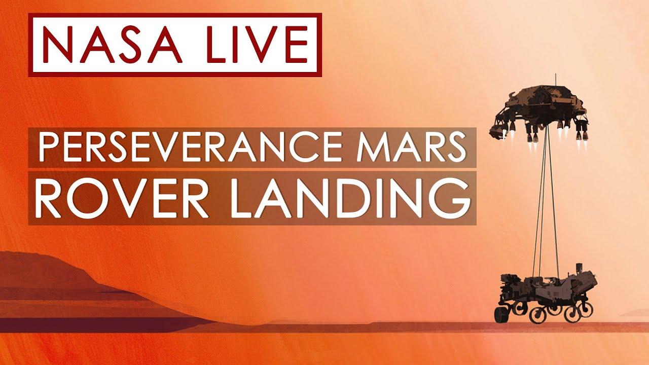 После многомесячного полета по солнечной системе на поверхность Марса успешно приземлился марсоход NASA Perseverance для исследования планеты и уже дал первое изображение (последняя картинка)