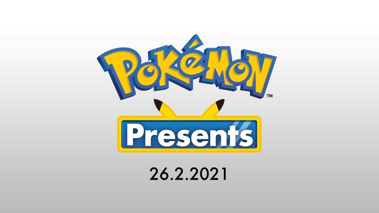 Парочка анонсов с презентации Покемон