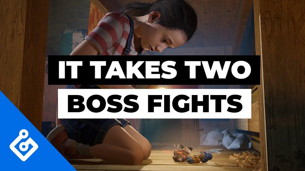 Новый геймплей It Takes Two