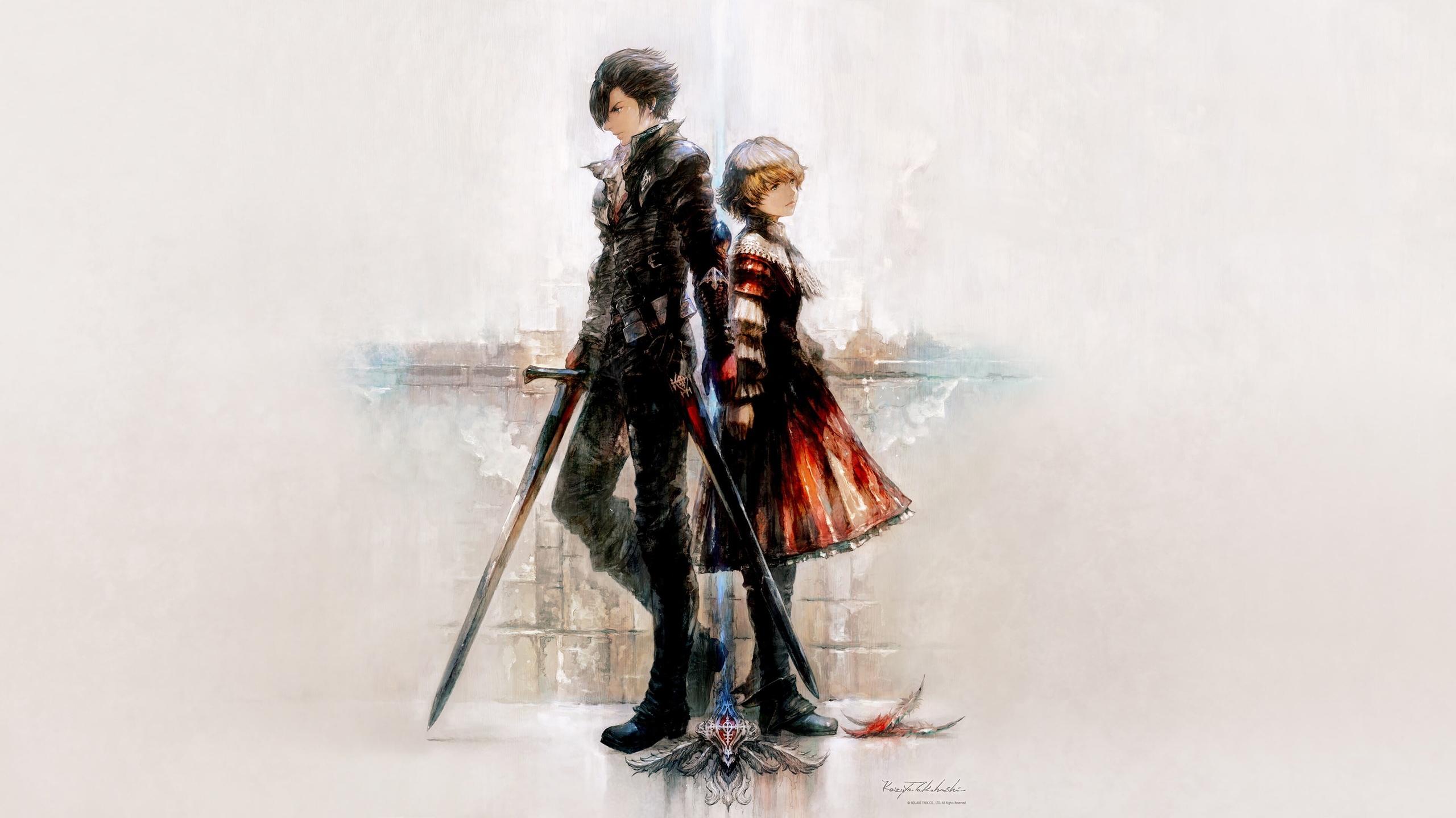 Продюсер Final Fantasy 16 Наоки Ёсида рассказал, что сценарий игры уже завершен