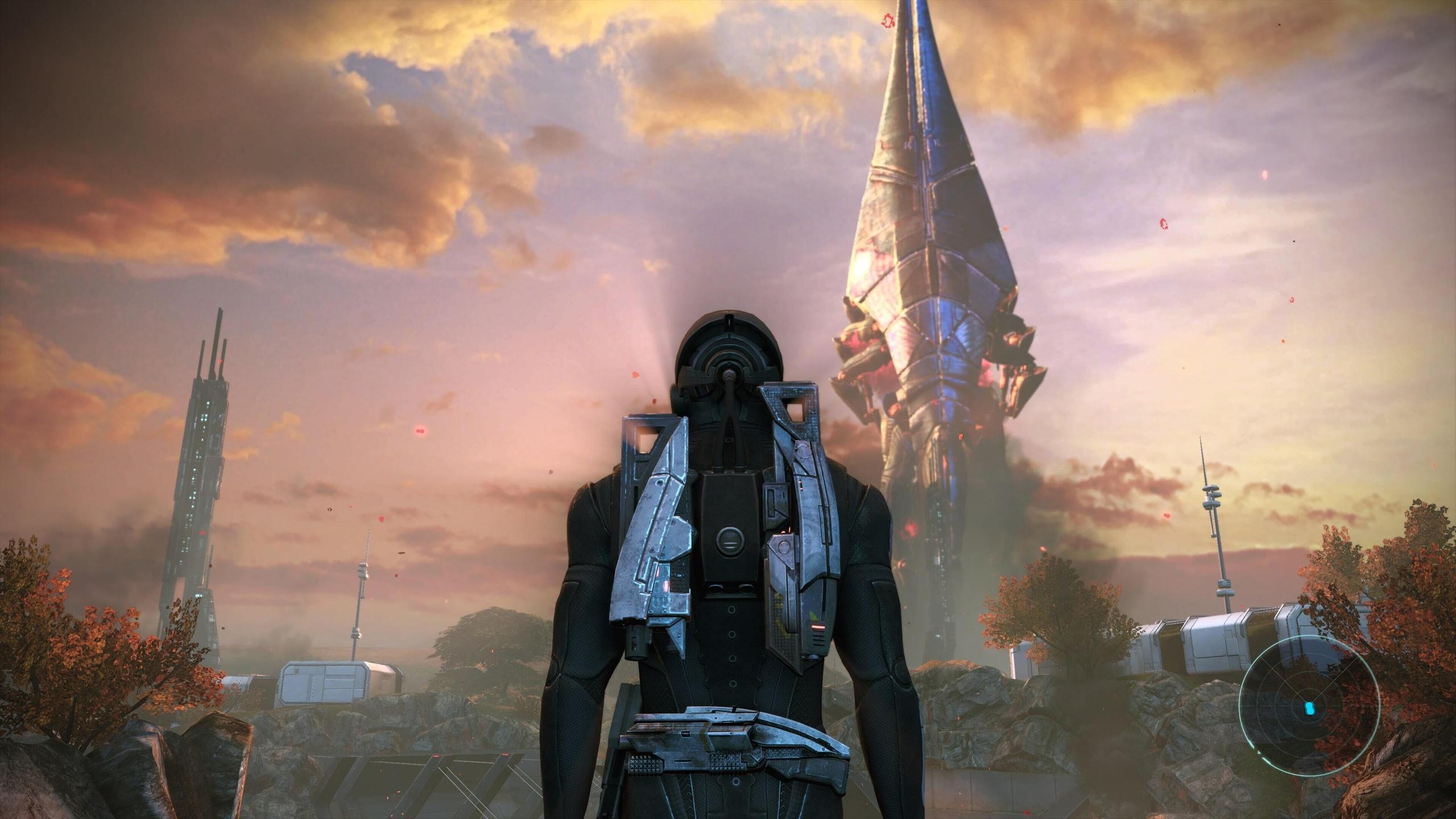 Вышли обзоры переиздания трилогии Mass Effect Legendary Edition