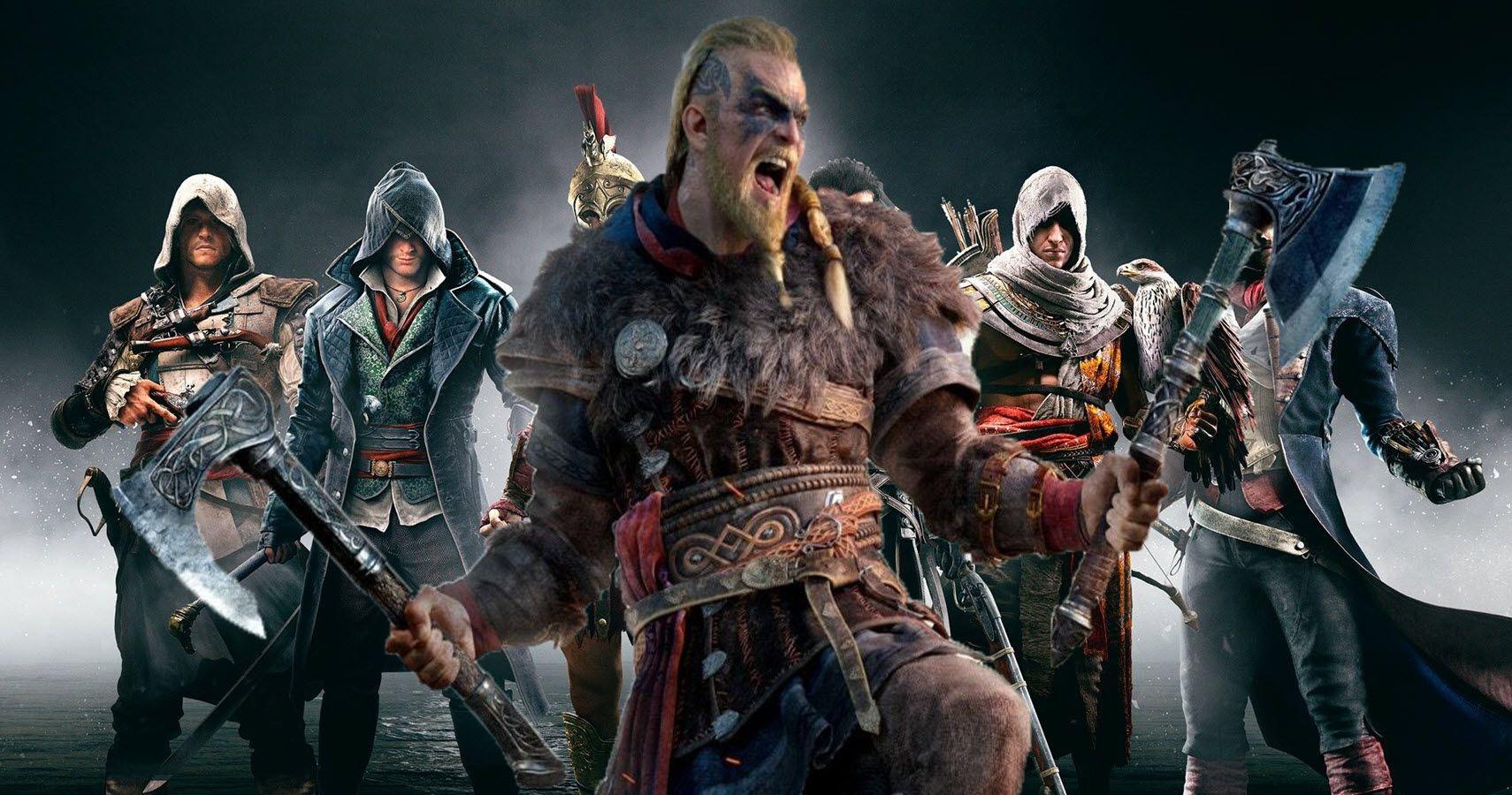 Джейсон Шрейер рассказал, что Ubisoft работает над игрой-сервисом Assassin's Creed Infinity