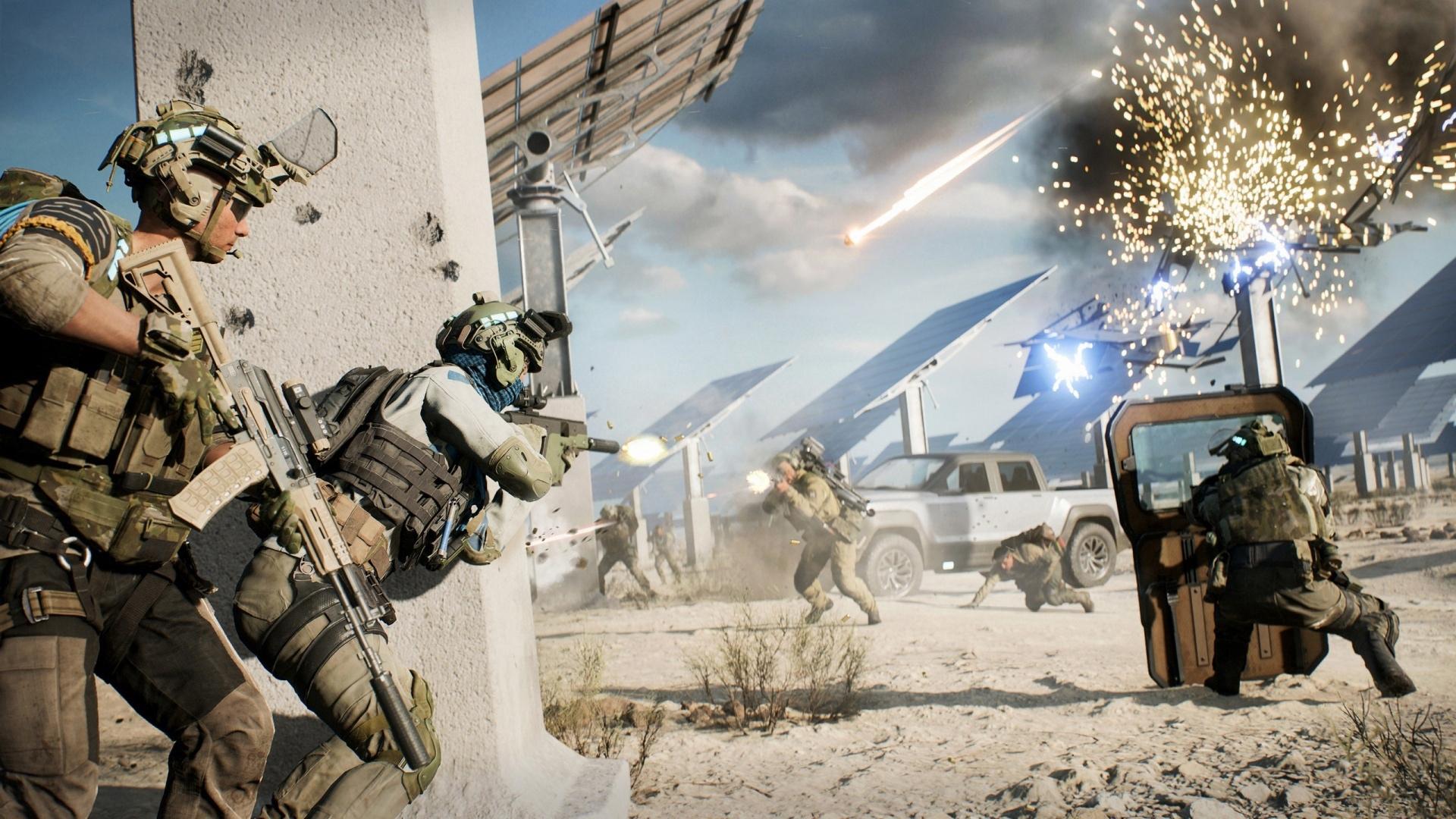 Подробности Hazard Zone в Battlefield 2042