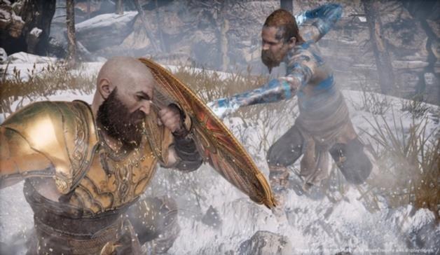 """Описание грядущей """"Новой игры+"""" для God Of War"""