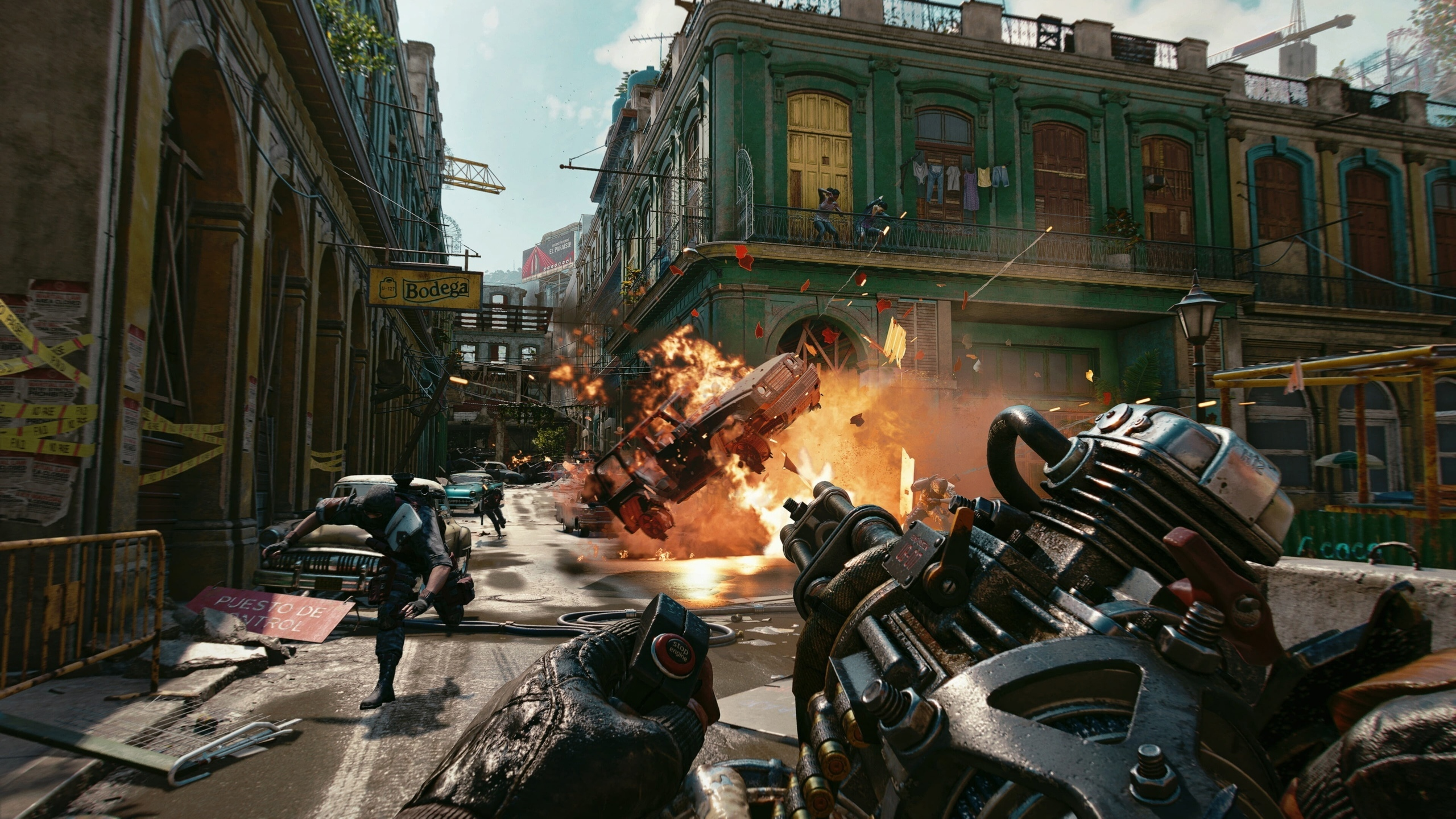 Сейчас пошла новость о том разработчики Far Cry 6 не хотят делать с помощью игры каких-то политических заявлений