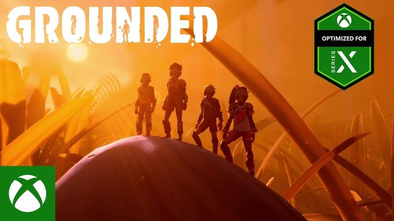 Кооперативное выживание Grounded от Obsidian Entertainment вышло в ранний доступ