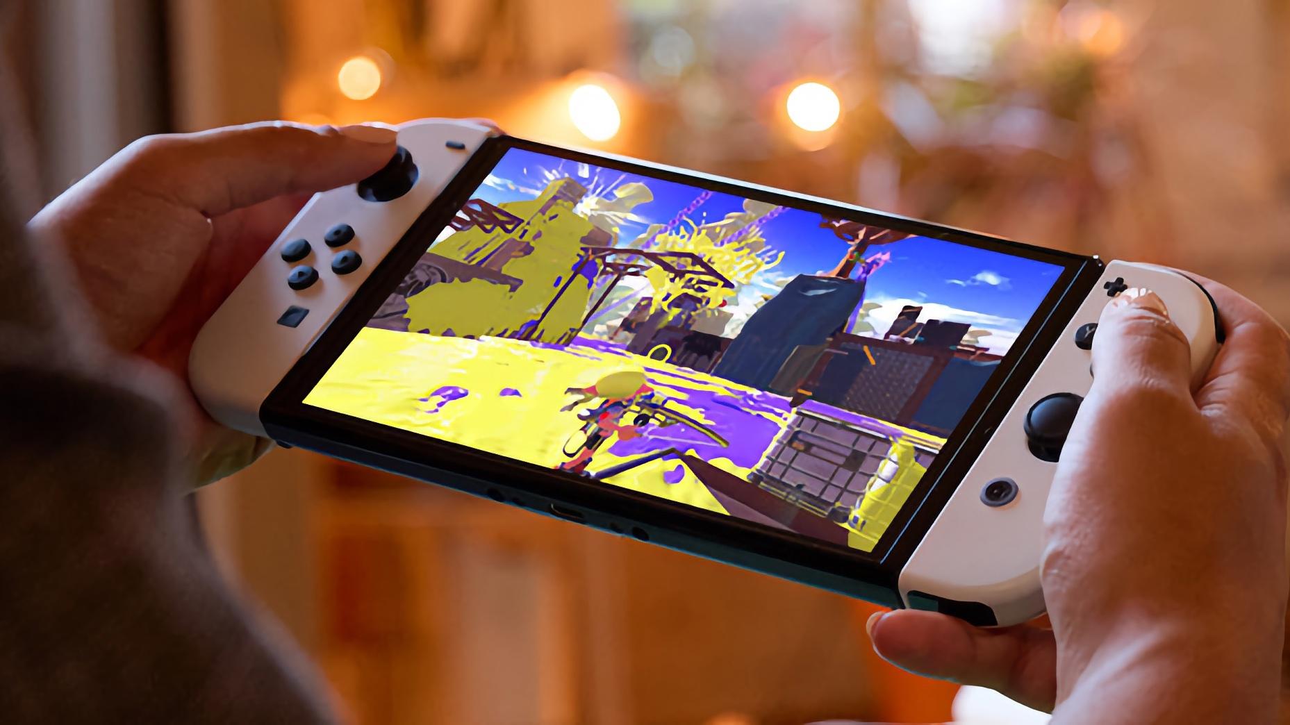Bloomberg поделилось интересными деталями о Nintendo Switch Oled