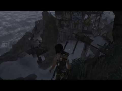 Tomb Raider (все секреты и тайники) — Берег печали (Лагерь выживших) — последняя флешка. 20160320-03