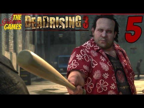 Прохождение Dead Rising 3: Apocalypse Edition на Русском [HD|PC] — Часть 5 (А ты, блин, кто?)
