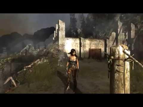 Tomb Raider (все секреты и тайники) — Бункер на скале. 20160320-05