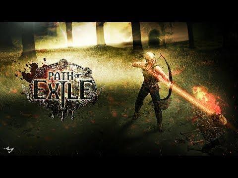 Path of Exile — упоротая компания идёт на 4й акт