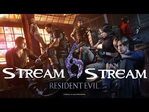 resident evil 6 — Stream 3 (продолжение)