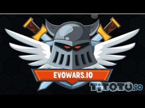 Evowars.io  ЭВОЛЮЦИЯ ВОИНА