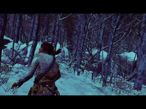 Rise of the Tomb Raider — Долина Греха (Баба Яга)