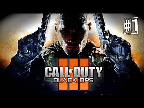 ПРОХОЖДЕНИЕ CALL OF DUTY: BLACK OPS 3   СТРИМ НА PS4 КООП — ЧАСТЬ 1: ДВОЁМ ПРОТИВ ВСЕХ
