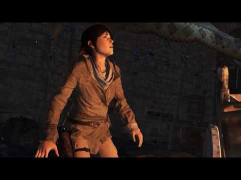 Rise of the Tomb Raider — КАТИЩЕ!