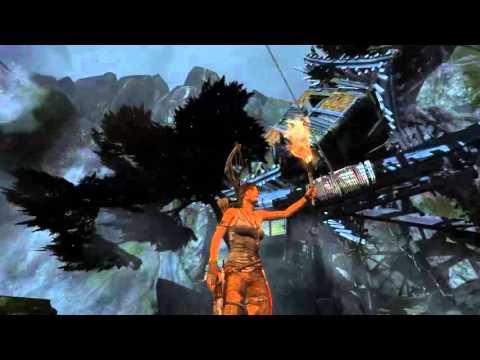Tomb Raider (все секреты и тайники) — Горный храм. 20160319-1
