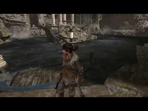 Rise of the Tomb Raider — Водоносная пещера (все тайники и гробницы)