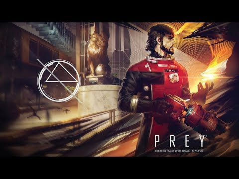 Prey — стрим
