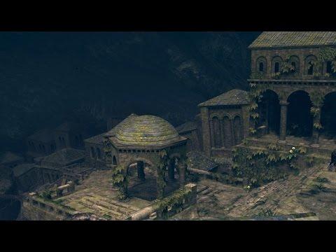 Dark Souls (прохождение) #83 — Бродим по крышам олачиля, ищем секреты.