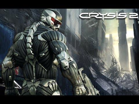 Crysis 2 — Демонстрация нанокостюма 2.0