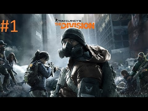 Прохождение Tom Clancy's The Division #1 Начало