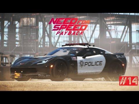 Прохождение Need for Speed Payback #14 армия эмбера