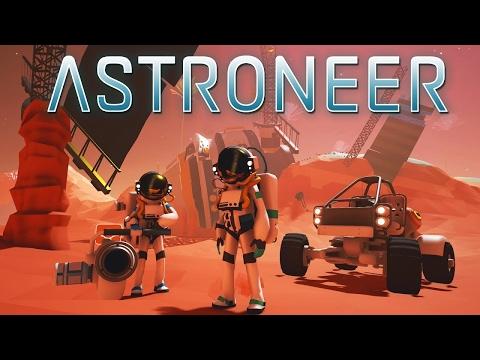 Astroneer — Эй чувак! Где моя тачка?