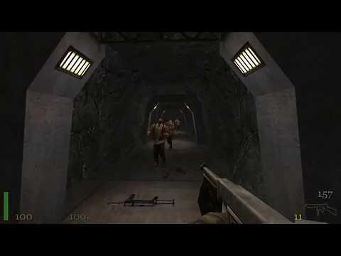 Return to Castle Wolfenstein — Оружие возмездия. Ракетная база. Задание 3 часть 2
