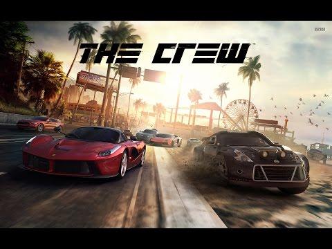 The Crew — воскресный угарный стрим.