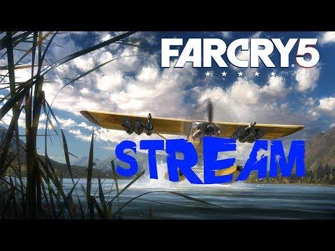 Far Cry 5 — Stream 12 #AgentJoe