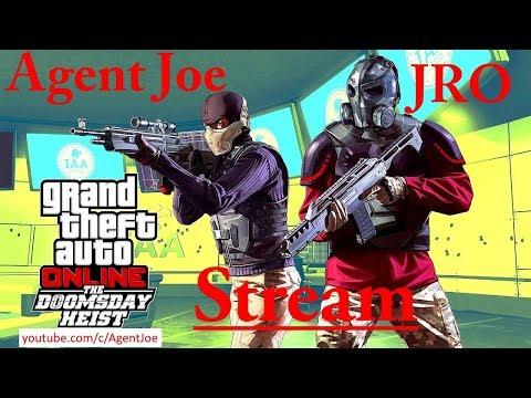 Grand Theft Auto V  — Stream 24 #AgentJoe