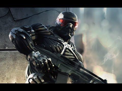 Crysis 2 — Знакомство с Харгривом. Найти вход в улей