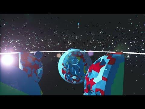 ASTRONEER — Глюки. Разрезать планету на части!